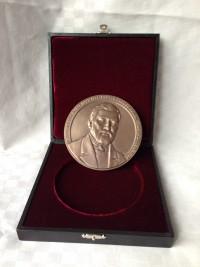 Ferdinand von Quast Medaille